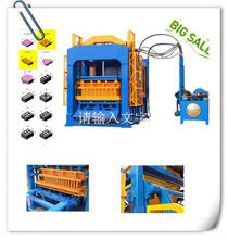 QT4-15 used jewelry casting machine price in india brick block machine