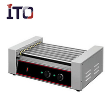CH-05 Hot Sale Stainless Steel Commercial Hot Dog Griller Heater