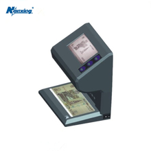 UV IR Image Watermark Detecting Money Scanner Machine
