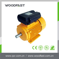 China factory ac motor single phase 2hp small electric fan motor