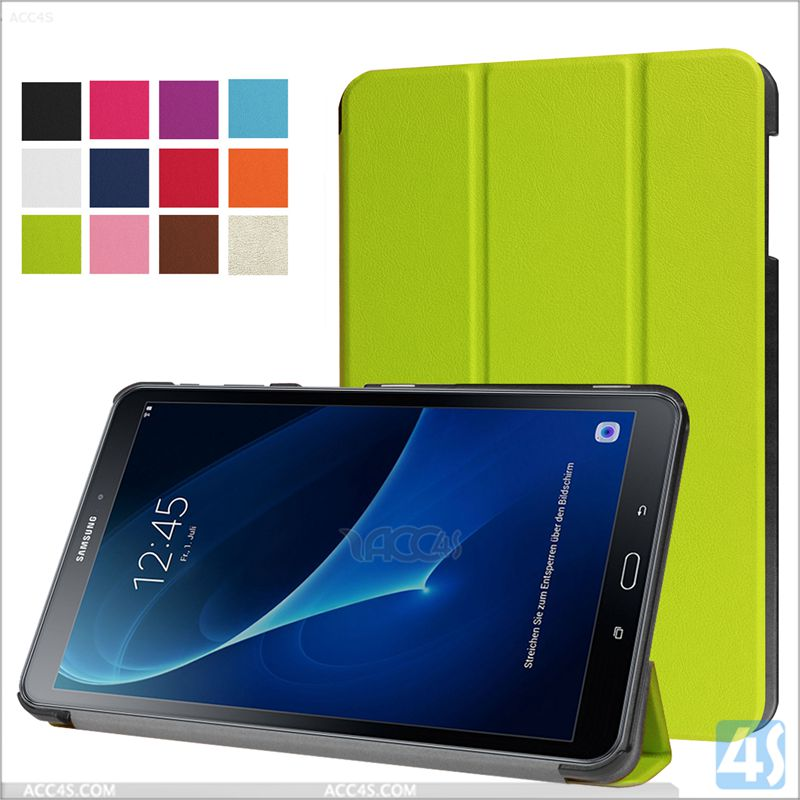 for SAMSUNG Tab A 10.1 T580 smart cover 2016 new coming