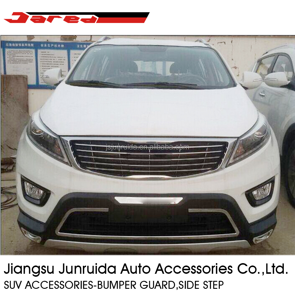running board for kia sportage 2015