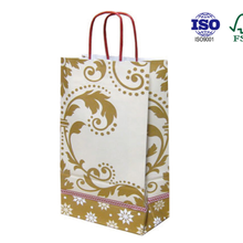 High performance many colors easy carry cheap gift paper bag