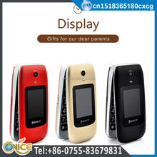F10 dual torch phone dual screen big botton cell phone OEM for old people