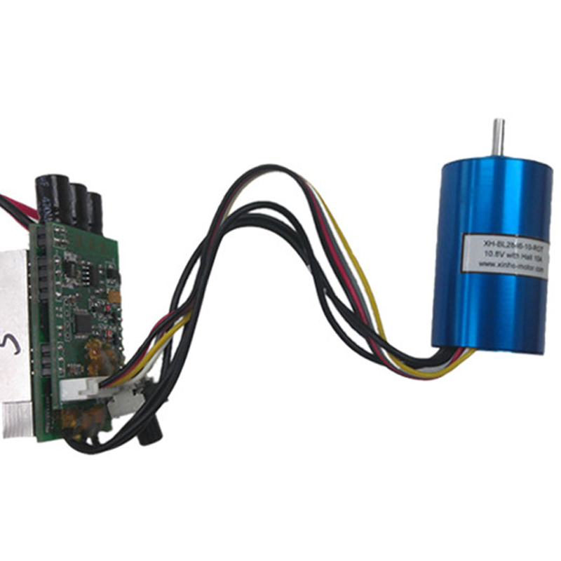 12v 24V 300W High Torque Low Noise brushless 24v dc motor controller with hallsensor