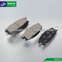 car brake pads for BEDFORD (GM) for Isuzu for Opel for Vauxhall 90541257,94483220,8943357870, 8944632220