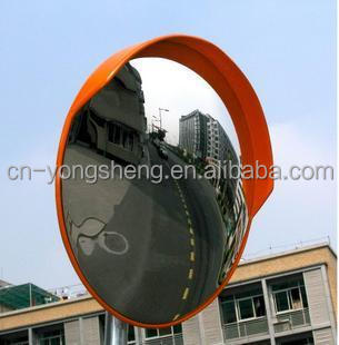 Unbreakable Road Safety Reflective Traffic Convex Mirror