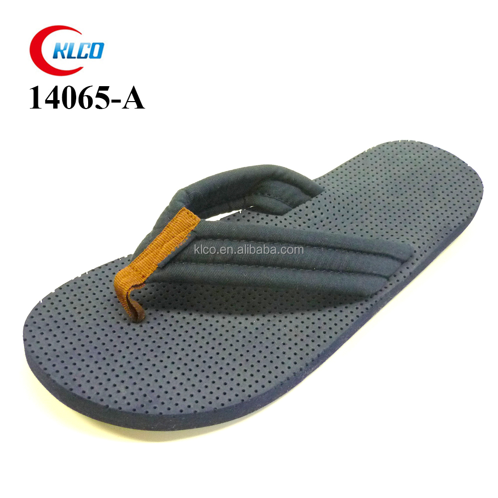 Most popular OEM design beach use cheap sleeper shoes for men