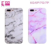 mobile phone shell,case cover for iphone 7 marble case,tpu soft touch for iphone7