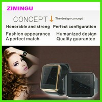 Free sample wrist watch TV mobile phone worlds smallest watch phone heart rate moniter