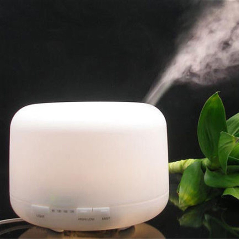 Essential Oil 500ml Ultrasonic LED Aromatherapy/Aromatherapy Diffuser/Ultrasonic Aromatherapy