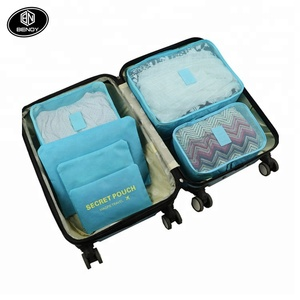 Amazon Professional Waterproof Clothes Arrange Travel Organizer Bag