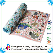 Printing Funny Story Book For Children Soft Glossy Book Cover Design