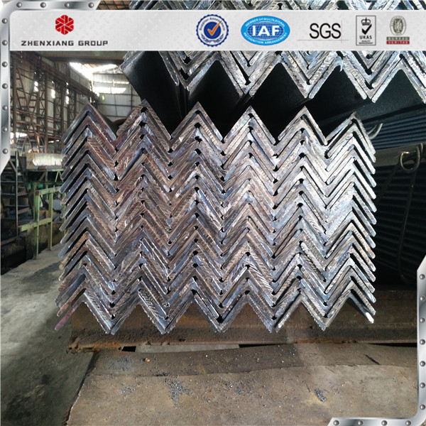 China 54*54*4.7 Cold rolled steel angle iron