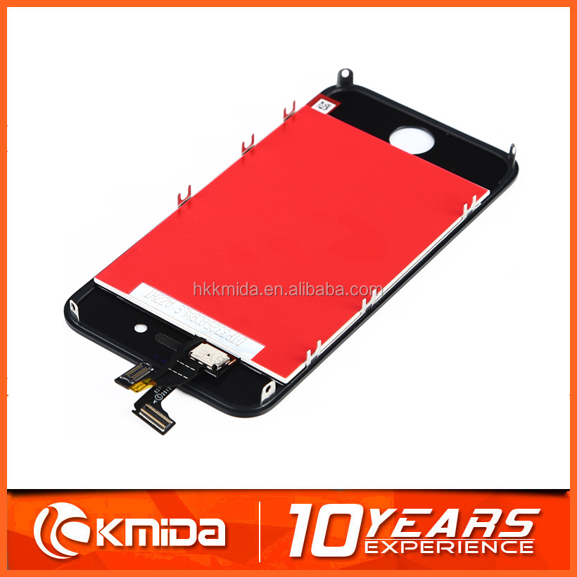 High quality replacement for iphone 4 lcd screen, lcd for iphone 4/4s