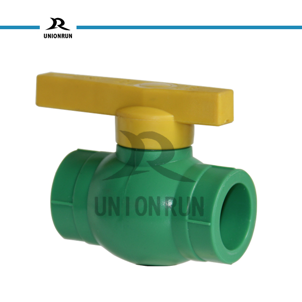 Colorful PVC Ball Valves For Agriculture Or Industry