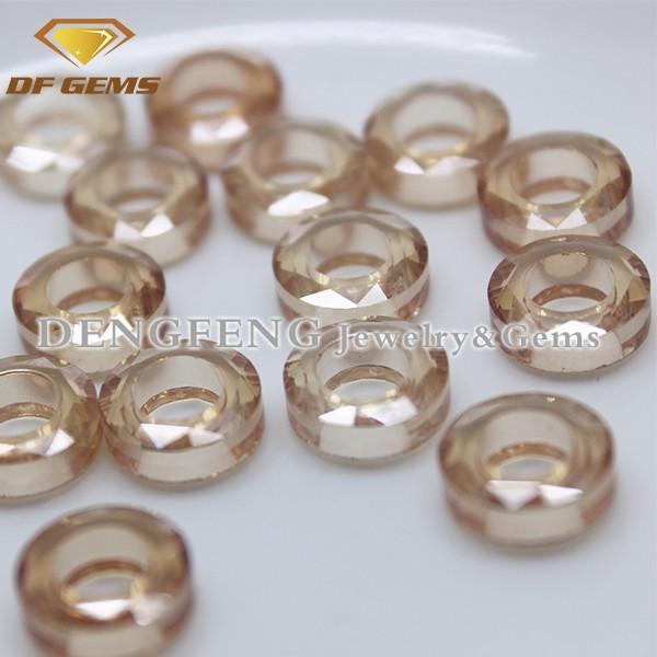 3mm 4mm 6mm 8mm 10mm cz roudle beads hole beads for sale
