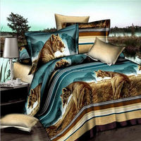super king size 3d printed bedding comforter sets