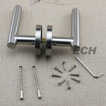 new product stainless steel antique door lever handle
