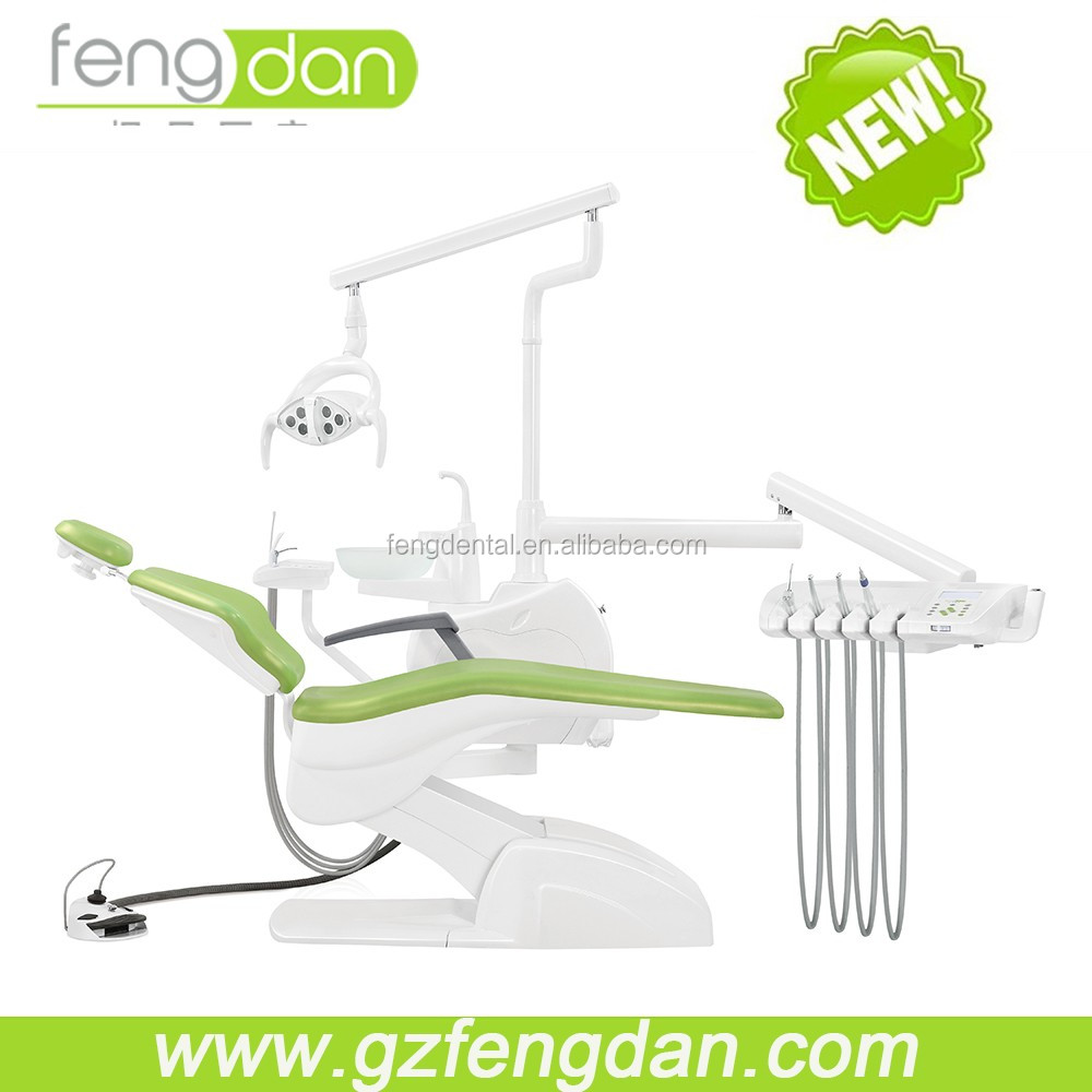 Parts of dental chair - Guangzhou Fengdan 2016 New Design Popular Dental Chair Spare Parts
