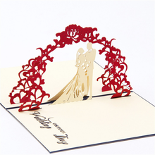 3D Chinese Printing Greeting <strong>Cards</strong> Wedding Invitation <strong>Card</strong>