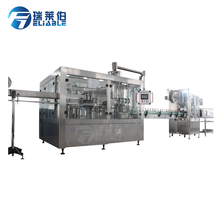 Hot Sale Automatic Carbonated Water Filling Machine / Bottled CSD Equipment / Line