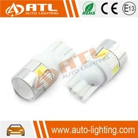 Hot selling canbus auto led light led car bulb, led bulb ba9s 12v, led auto bulb t10