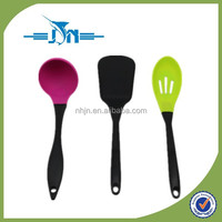 China Supplier Sedex Audit Factory 100% Food Grade Nylon Kitchen Tool Set