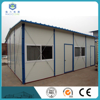 quick assemble usa prefab home galvanized steel keel frame canadian prefabricated houses