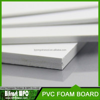 pvc foam core board building lightweight plastic sheet material for slab, PVC sheet, wood plastic composite rigid pvc foam board