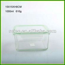 Glass Vacuum Seal Containers