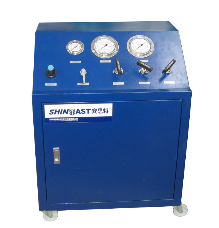40Mpa GBS-STD60 Gas Booster System--SHINEEAST
