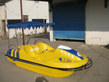 2014 luxurious pedal boat/ adult pedal boat/ paddle boat for water