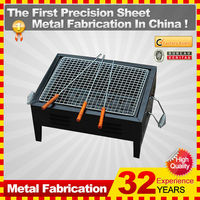 2014 popular stainless steel gas hibachi grills for sale