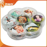 celluloid picture print guitar picks