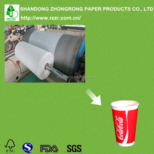Food grade pe laminated paper for cups making