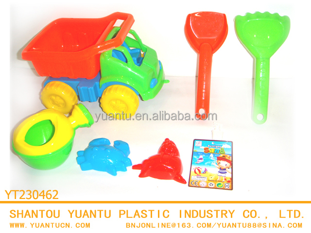Hot Summer Beach Toy,plastic sand beach toy truck