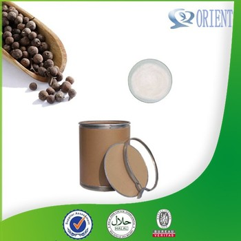 Plant extract black pepper extract piperine