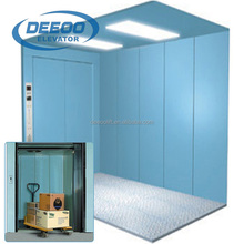 DEEOO warehouse small cargo lift electric goods lift price