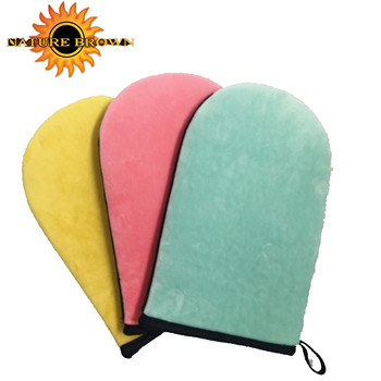 Personal Care Body Spray Tanning Mitt For Streak-Free