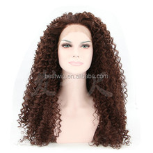 synthetic lace front wig for black man