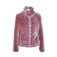 Cheap Fashion Design Europe Style Short Fur Coats