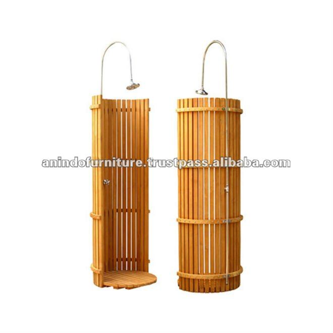 Teak Garden Furniture - Colo Teak Shower