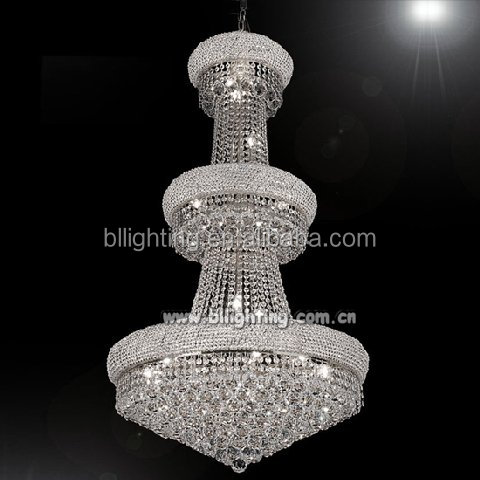 Large chandelier contemporary glass beads for chandelier