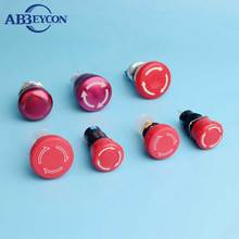 5pin plastic push button switch ul CE ROHS