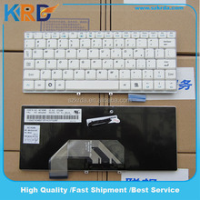 Wholesale replacement keyboard for Lenovo Ideapad S10 M10 S9 laptop keyboard white/black