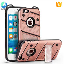 new arrived hard pc tpu kickstand case for iphone 7 alibaba retail