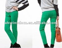 New design pencil pants jeans