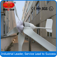 high-speed wind turbines with 2kw power