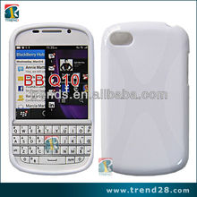 phone accessory x line tpu case new for blackberry Q10